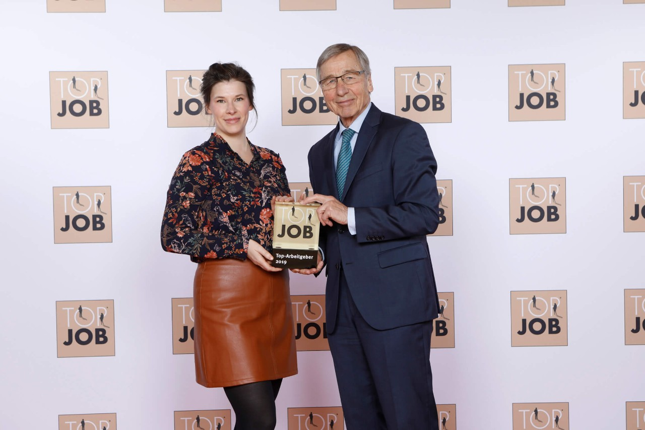 Top Job Preisverleihung 2019 in Berlin